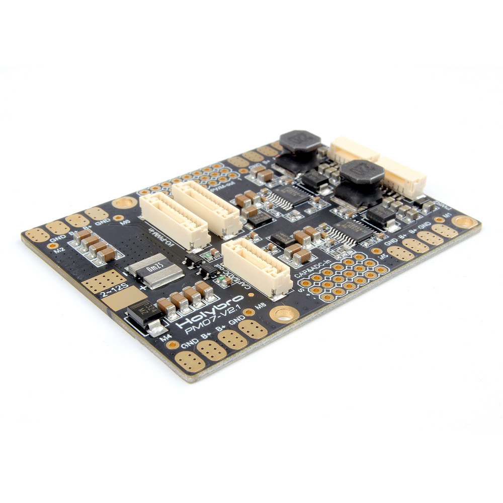 HolyBro PM07 Power Management PM Module w/ 5V UBEC Output for Pixhawk 4 PX4 Flight Controller