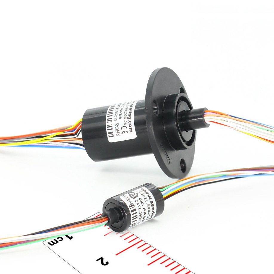 OD 12.5mm 12 Loop 2A Micro Conductive Slip Collecting Ring Motor Rotor For 12MM FPV Gimbal Motor