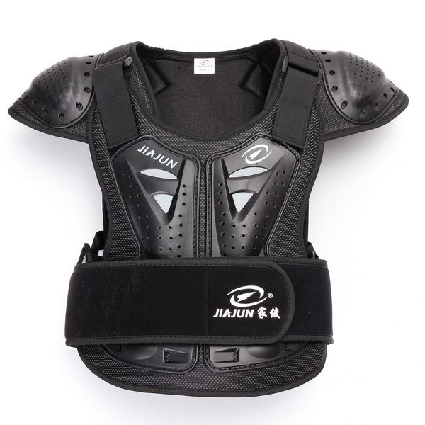 Kids Protective Armor Riding Gears Children Bodyguard Vest S M L Jacket Body Gears
