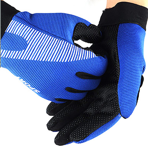 Motorcycle Full Finger Gloves Riding Skiing Climbing Cycling Sport Anti-skidding Red
