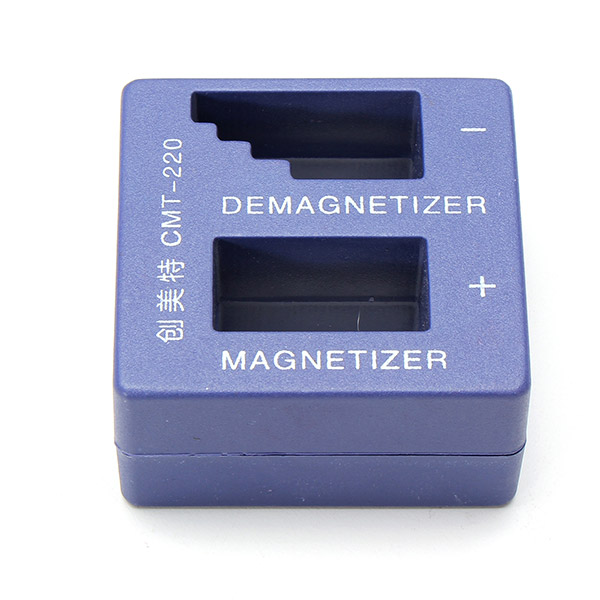 CTM Tool Portable Magnetizer Demagnetizer for Screwdriver RC Accessory