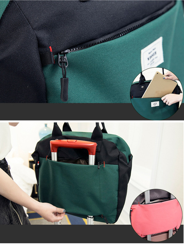 Women Travel Tote Handbags Casual Shoulder Bags Business Capacity Storage Bags