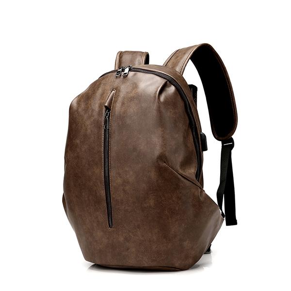 Retro Large Capacity Designer Backpack Laptop Bag Shoulder Bag For Men