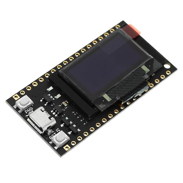 16 Mt Bytes (128 Mt bit) Pro ESP32 OLED V2.0 TTGO For Arduino ESP32 OLED WiFi Modules+bluetooth Double ESP-32 ESP8266 Et OLED