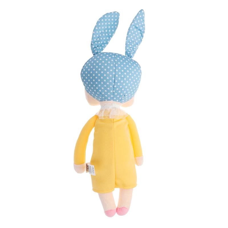 Metoo Angela 33CM Cartoon Rabbit Stuffed Plush Dolls Toys for Birthday Christmas