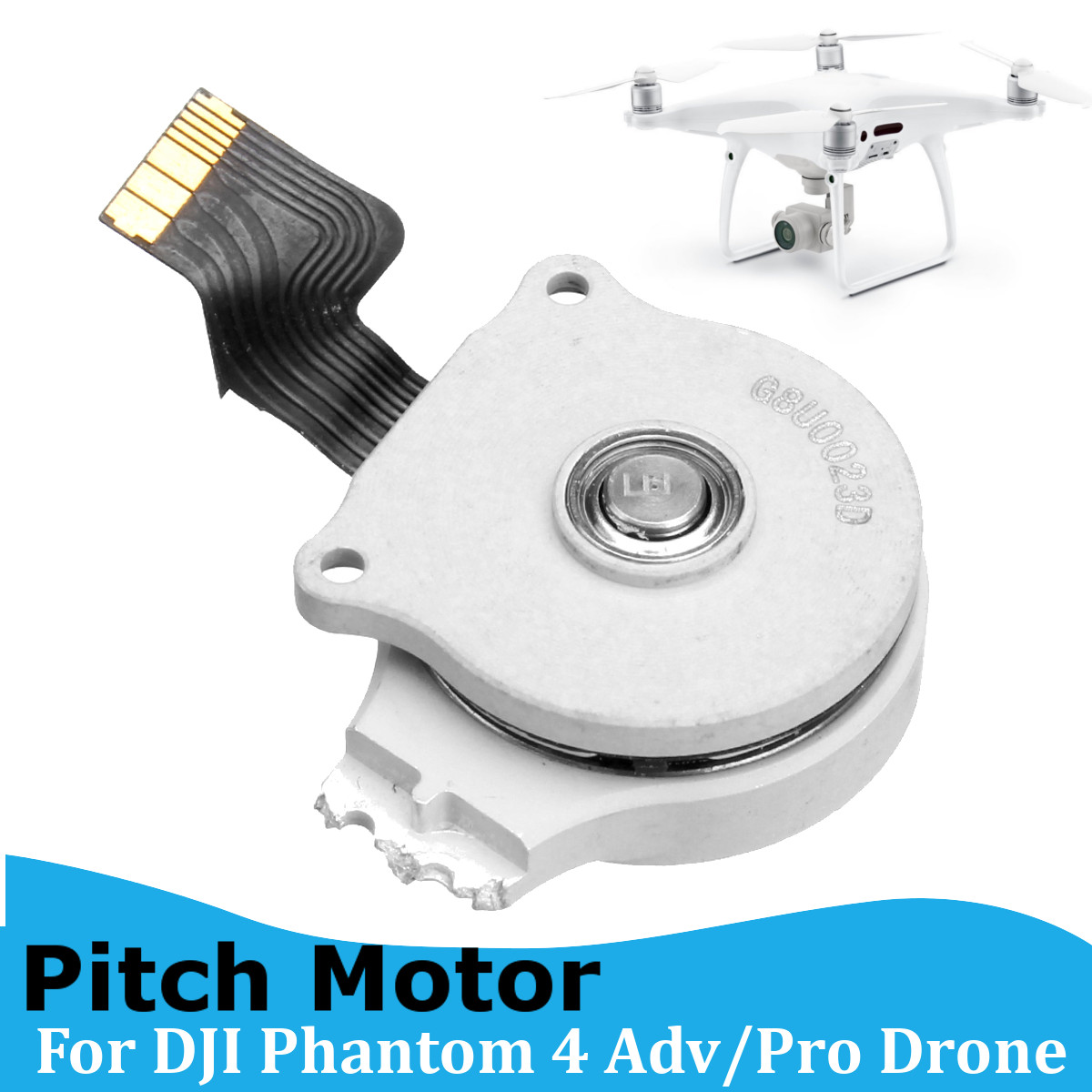 Gimbal Pitch Motor RC Quadcopter Parts For DJI Phantom 4 Adv/Pro - Photo: 2