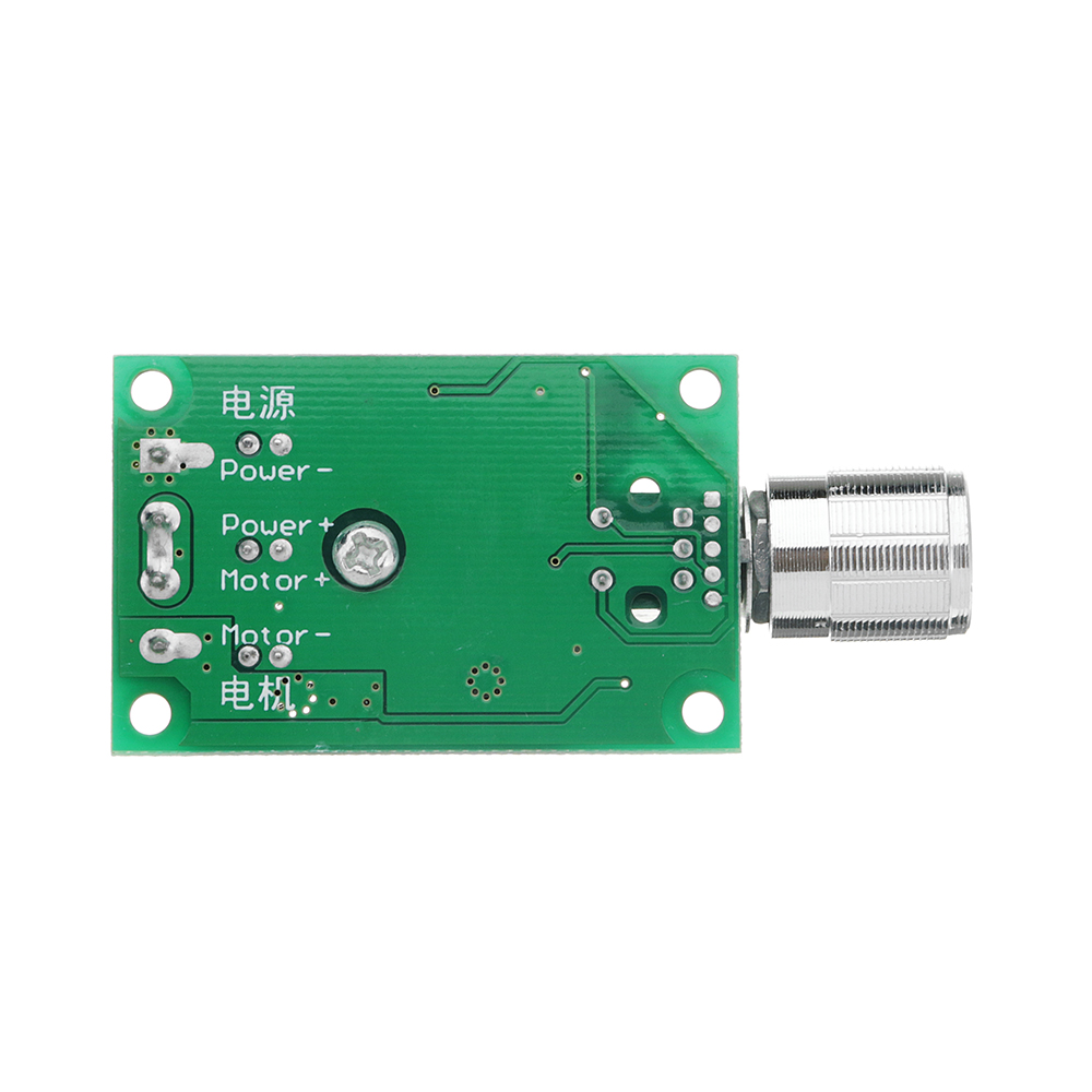 DC 12V To 24V 10A High Power PWM DC Motor Speed Controller Regulate Speed Temperature And Dimming