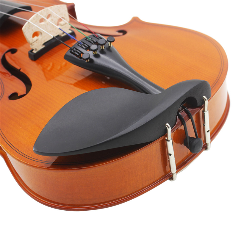 Astonvilla 4/4 Solid Electroacoustic Violin with Pickup Case&Accessories