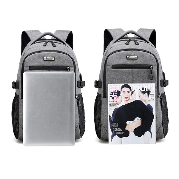 14 Inches Laptop Backpack Men Casual Backpack