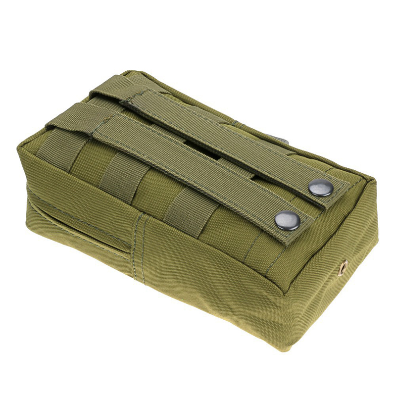 Outdoor Hunting Waterproof Accessories Storage Bag MOLLE Camouflage Sports Tactical Bag