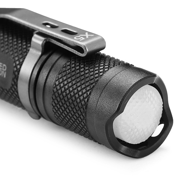 BLF X5 XPL-HI 1400LM EDC LED Flashlight 14500