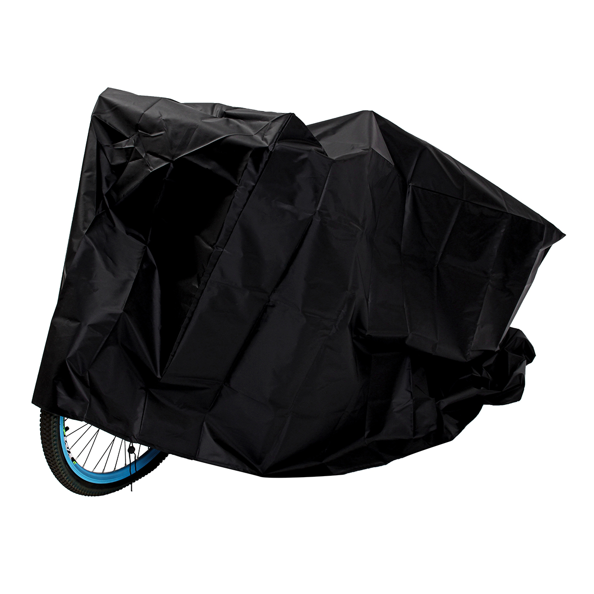 Motorcycle Motor Mobility Scooter Storage Rain Cover Waterproof Disability Black