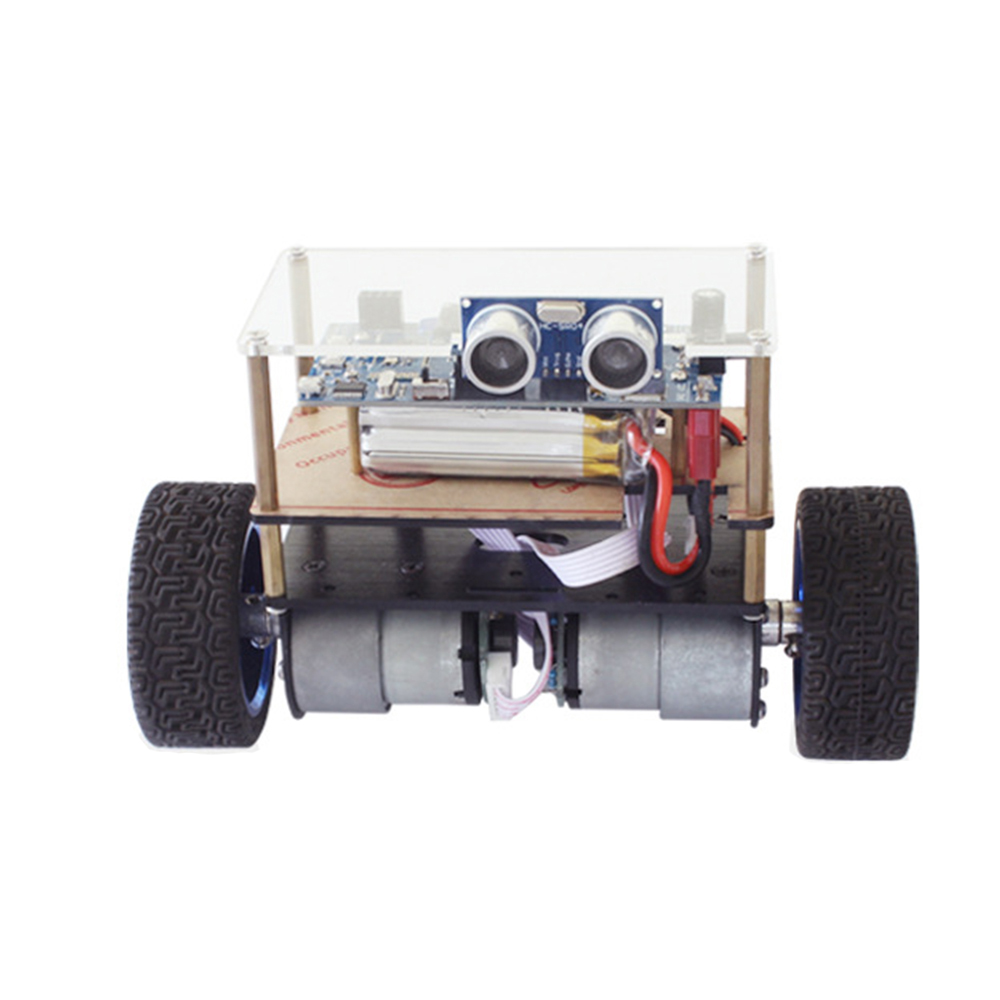 DIY STM32 Balance Smart RC Robot Car APP Control Obstacle Avoidance Robot Car
