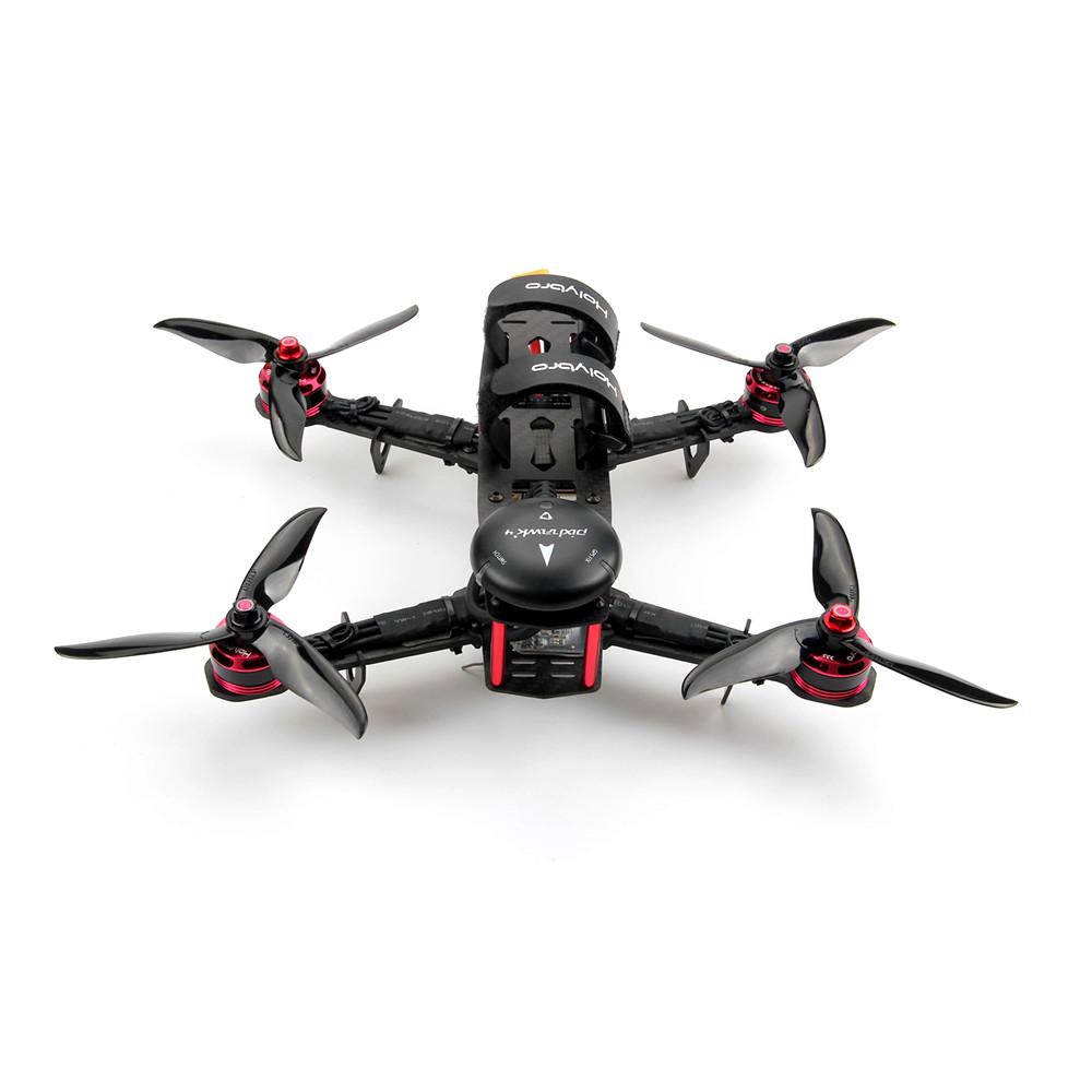 Holybro Pixhawk 4 Mini QAV250 Basic Kit RC FPV Racing Drone W/ Pixhawk 4 GPS DR2205 KV2300 Motor