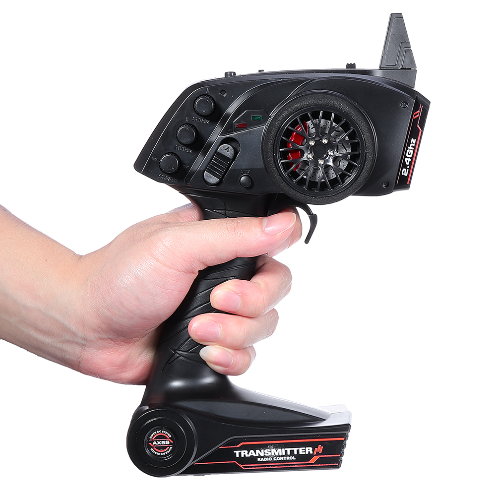 Austar 2.4G 3CH Transmitter For All WPL JJRC RC Car