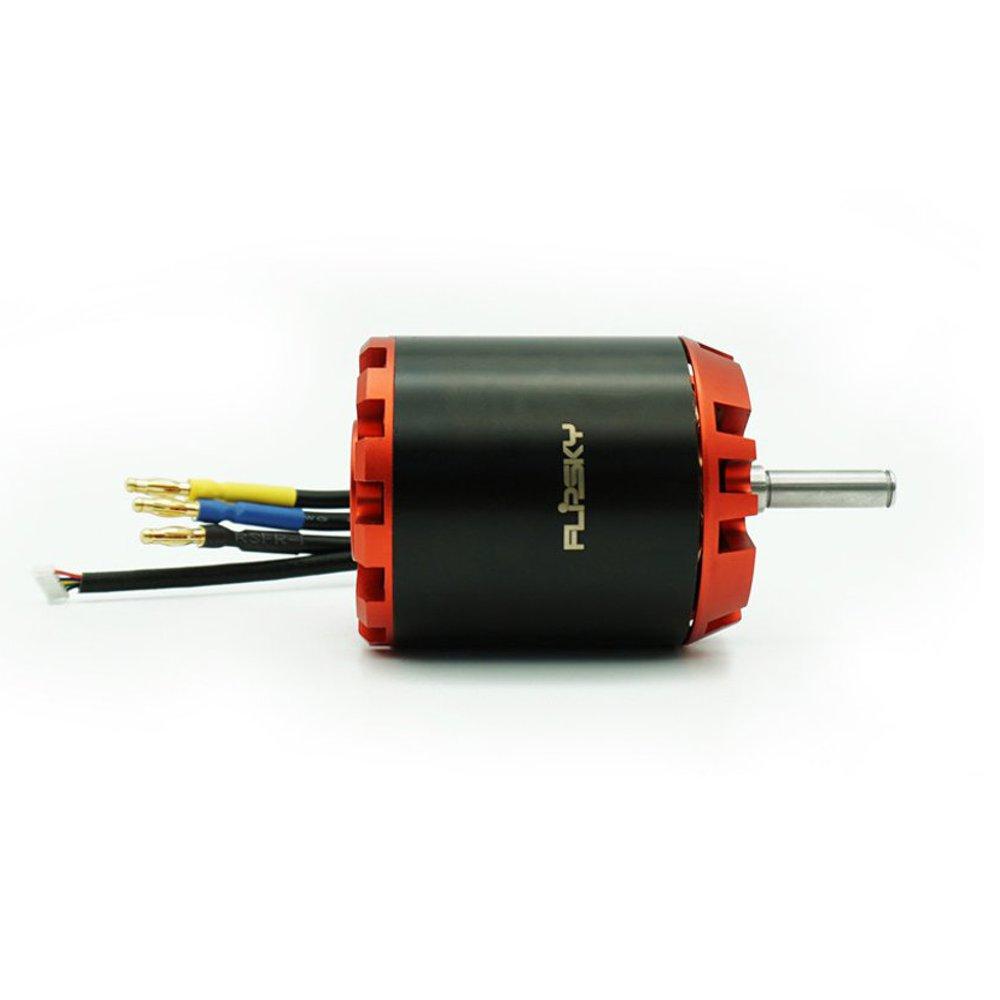 HGLRC-Flipsky R-6374 190KV 3250W Brushless Sensored Motor Shaft 8mm for Electric Skateboard Rc Car - Photo: 2