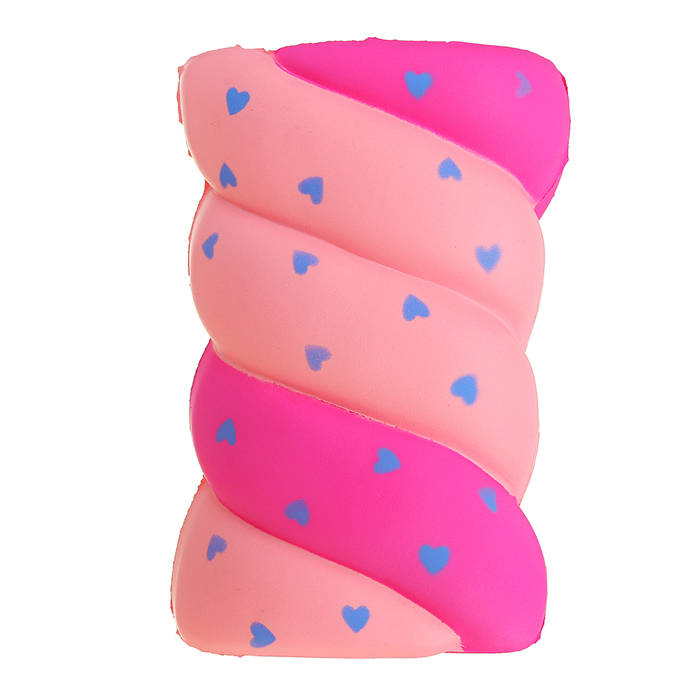 Cotton Candy Squishy 14*9.5*5.5CM Soft Slow Rising With Packaging Collection Gift Marshmallow