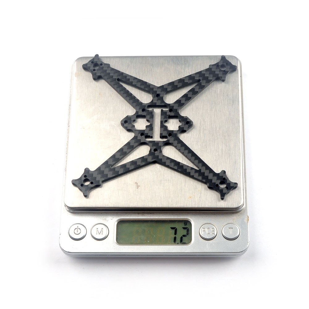 Happymodel Sailfly-X Spare Part Upgrade V2 105mm Wheelbase Bottom Plate for RC Drone FPV Racing - Photo: 4