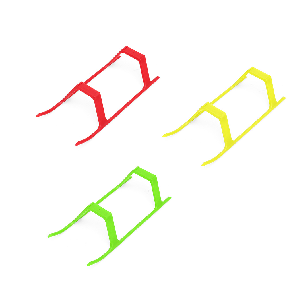 ALZRC Devil X360 RC Helicopter Prats Landing Skid Red/ Yellow/ Green