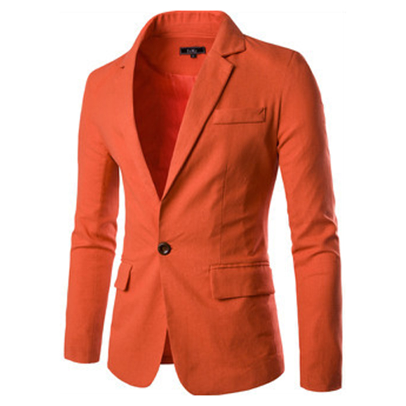 Casual Soild Color Best Cool Blazers