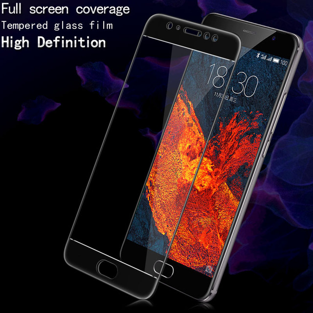 BAKEEY Anti-Explosion Full Cover Tempered Glass Screen Protector for Meizu Pro 6 Plus Global Version