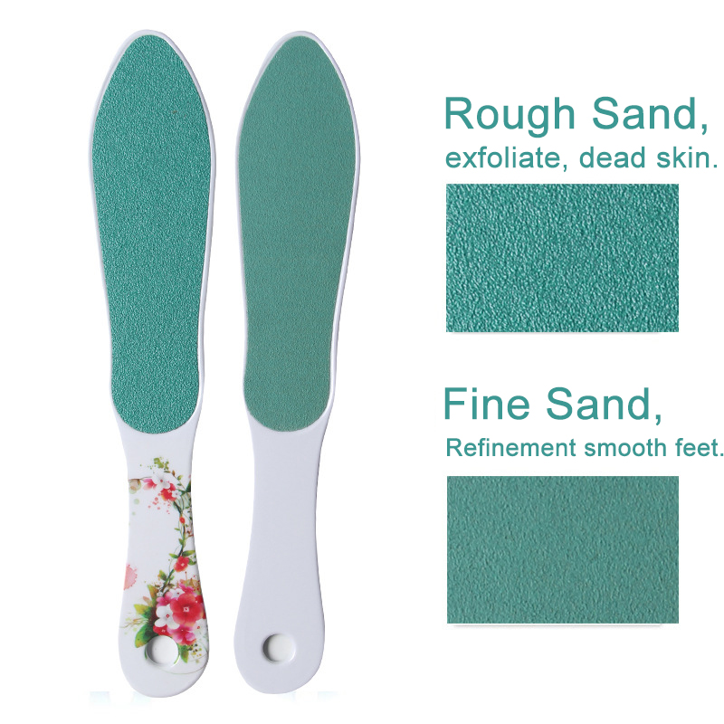 Coarse Delicate Double-sided Foot File