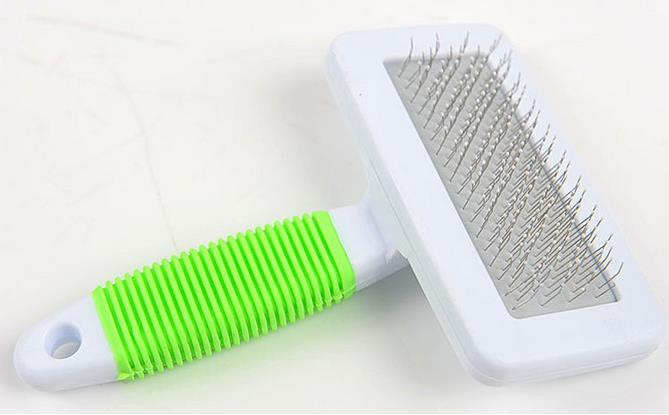 Sticky Beads Pet Gilling Comb With A Small Dog Grooming Beauty Brush