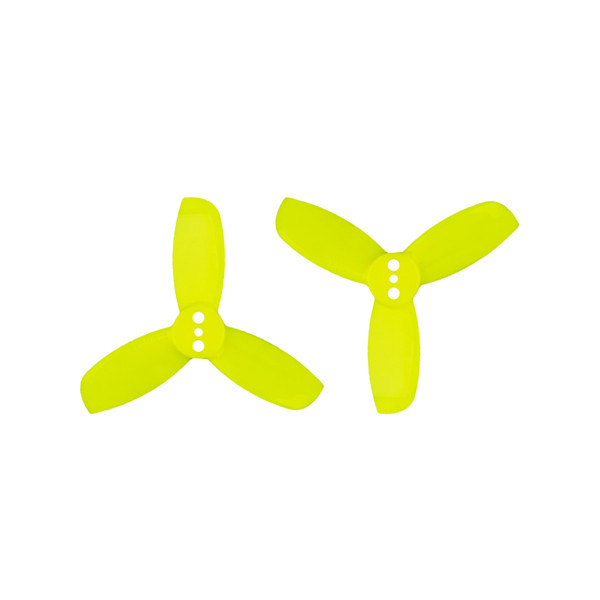 4 Pairs Gemfan Hulkie 1940 1.9x4.0 PC 3-blade Propeller CW CCW for 1104-1105 Motor FPV RC Drone