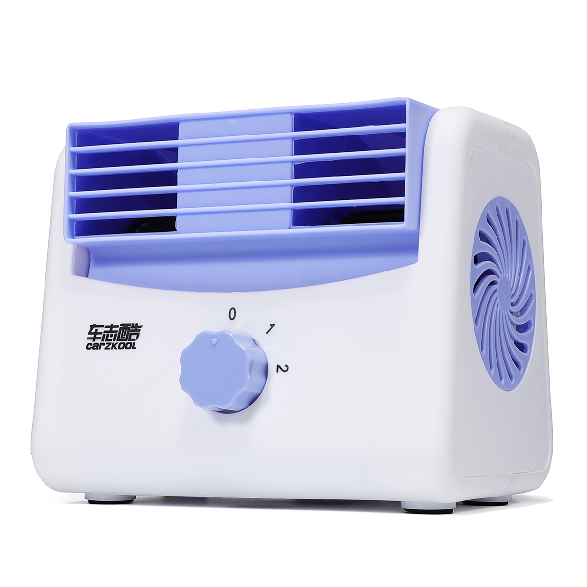 Portable Cooling Fan Air Conditioner Bladeless Personal