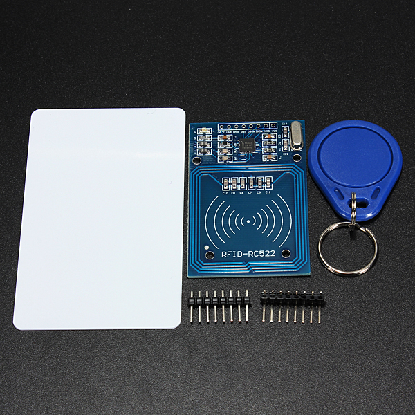 3Pcs 3.3V RC522 Chip IC Card Induction Module RFID Reader 13.56MHz 10Mbit/s