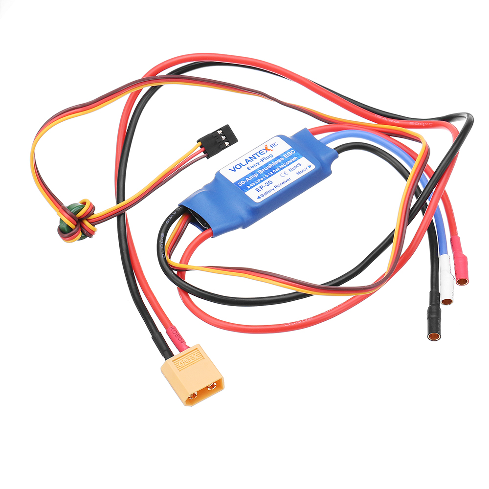 quad prop drone with Volantex 742 5 Phoenix Evolution Glider Rc Airplane Spare Part Easy Plug 30a Brushless Esc 102243 on 191827819032 in addition 351595071430 likewise Volantex 742 5 Phoenix Evolution Glider Rc Airplane Spare Part Easy Plug 30a Brushless Esc 102243 moreover 1100 6458152 as well Quadcopter Beginners Guide Learn To Fly Drones.