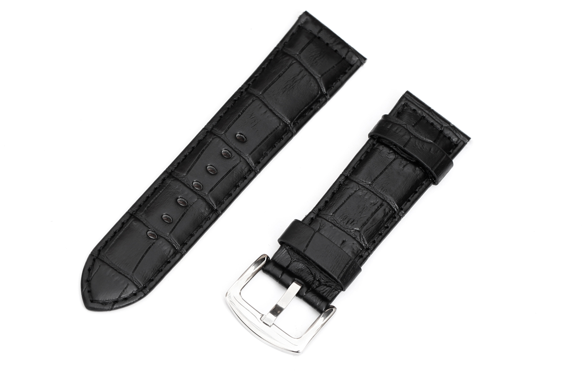 Replacement Durable Leather Watch Band Strap for Kospet Hope Lite Brave Watch Phone Smart Watch