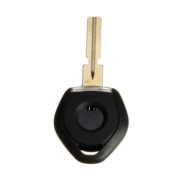 Car Remote Key Case Shell Fob Blank Key Uncut HU58 Blade with LED for BMW 3 5 7 Series E36 E34 E32