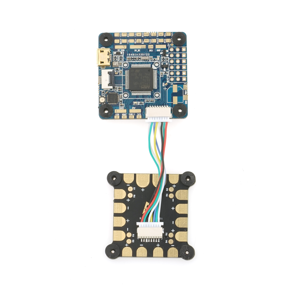Original Airbot OMNIBUS F4 V6 Flight Controller Furling32 35A 3-6S Blheli_32 Brushless with PDB for RC Drone FPV Racing