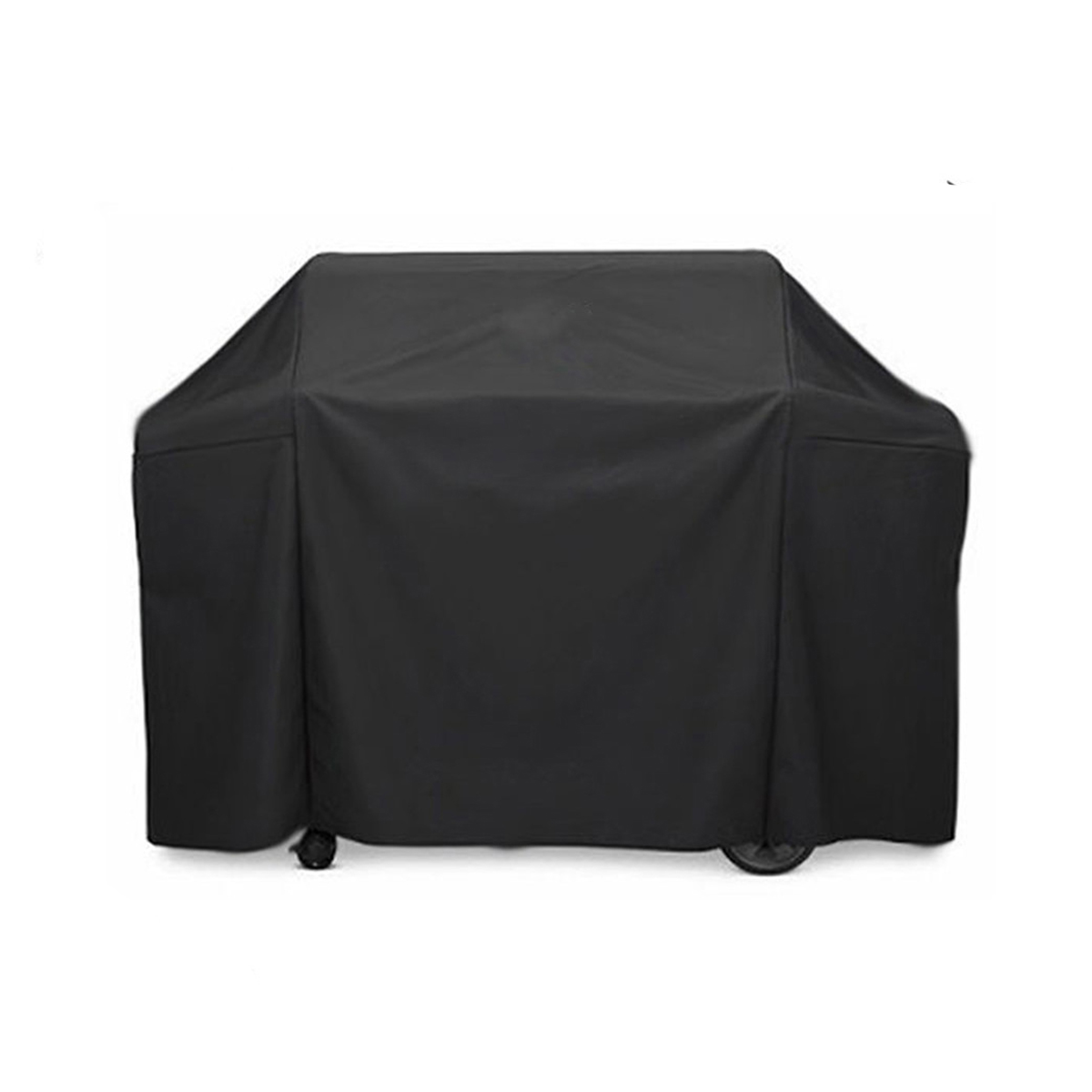 Outdoor Barbeque BBQ Grill Waterproof Cover With Storage Bag For Weber 7131 Genesis II