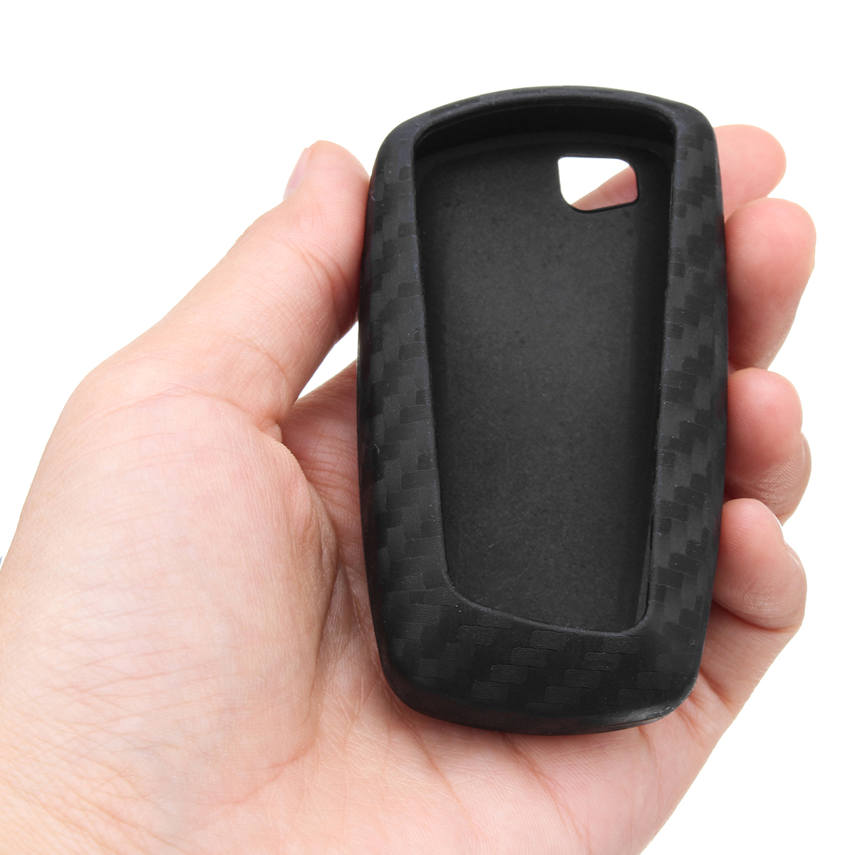 Silicone Car Key Case Protector Cover Remote Control Fob for BMW 1 3 4 5 6 7 X1 X3 Series