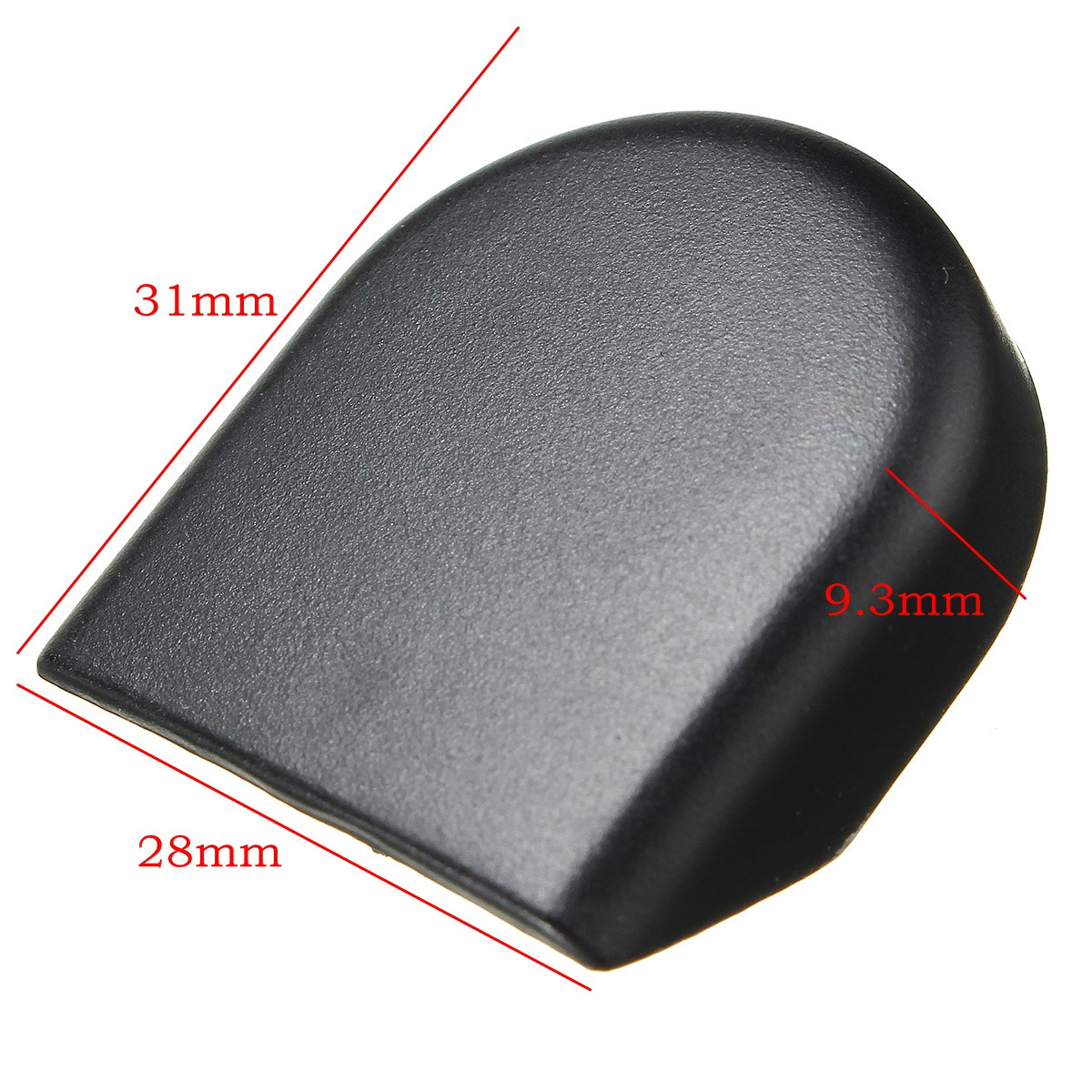 Replacement Wiper Arm Head Cover Cap For Toyota Yaris Corolla Verso Auris
