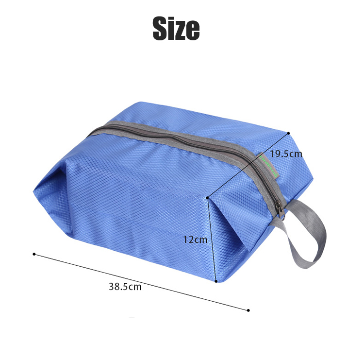 Honana HN-TB29 7 Colors Waterproof Travel Storage Bag Portable Shoes Clothes Organizer