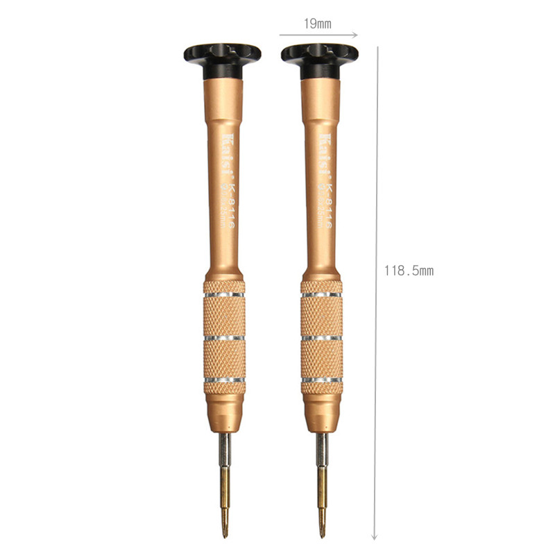 0.6mm Y Tip Tri-point 0.8mm 5 Star Point Screwdriver Repairtools For iPhone 7/7 Plus 6/6s Plus 5/5s