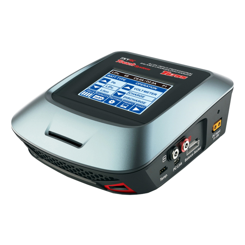 SKYRC T6755 55W 7A Touch Screen AC DC Battery Balance Charger Discharger