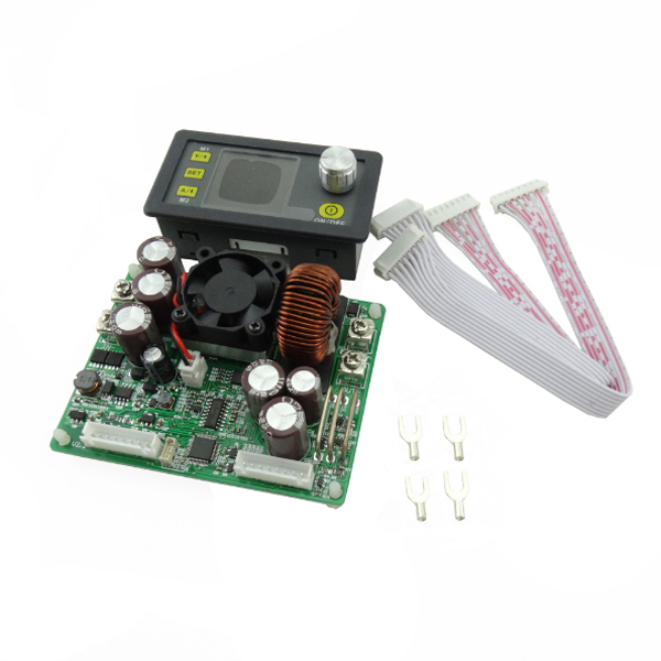 RUIDENG DPS5020 Constant Voltage Current Step Down Communication Digital Power Supply Buck Voltage Converter LCD Voltmeter 50V 20A