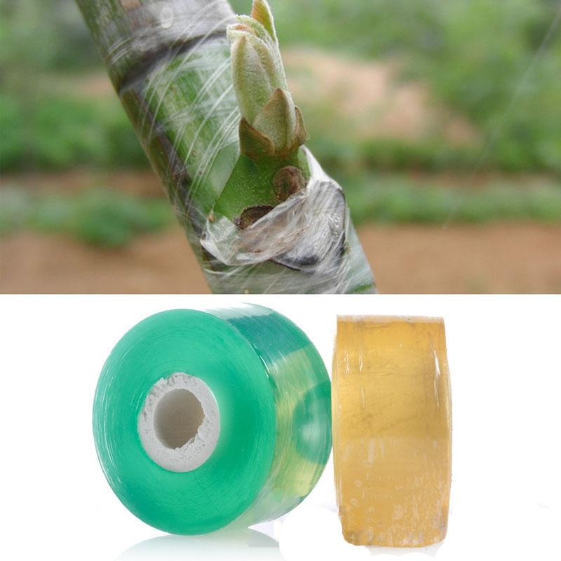 100M Nursery Stretchable Grafting Repair Tape Moisture Barrier Floristry Film