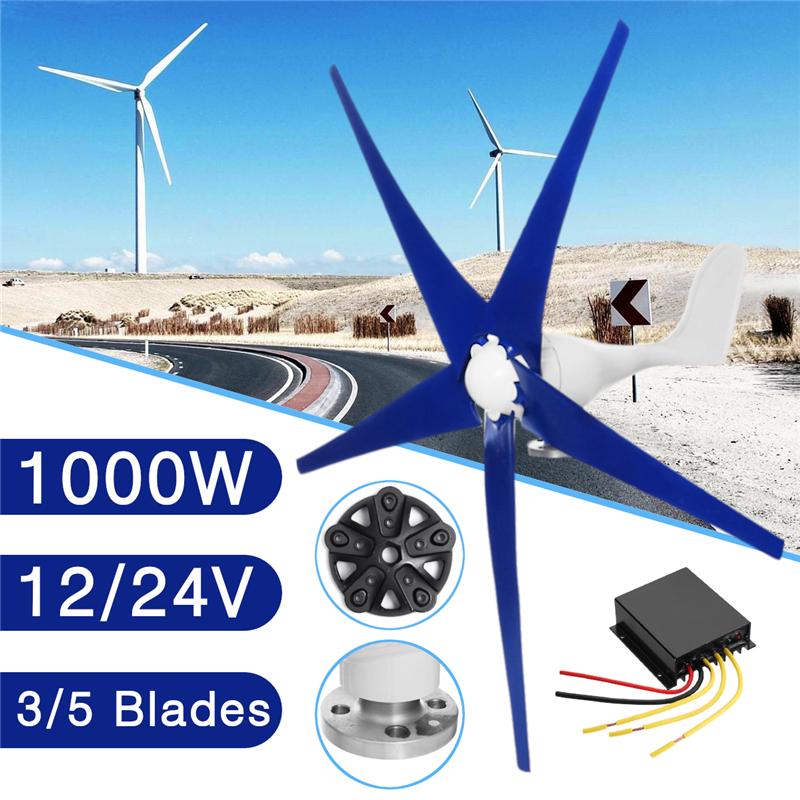 79bc59364f7 620 W 3 5 Blades Kit Gerador de Turbina Eólica com Controlador De Carga Do