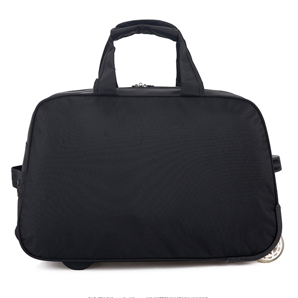 Large Capacity Rolling Duffle Bag for Travel