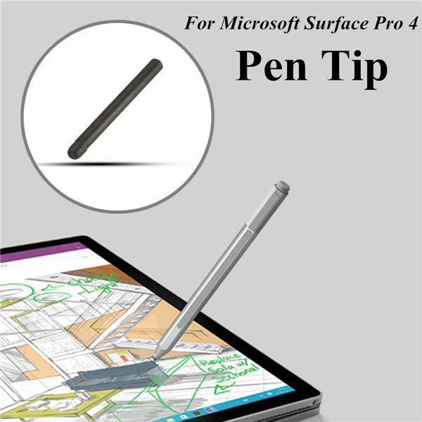 Replacement Magnetic Touch Stylus Pen Tip Refill For Microsoft Surface Pro 4 Pen