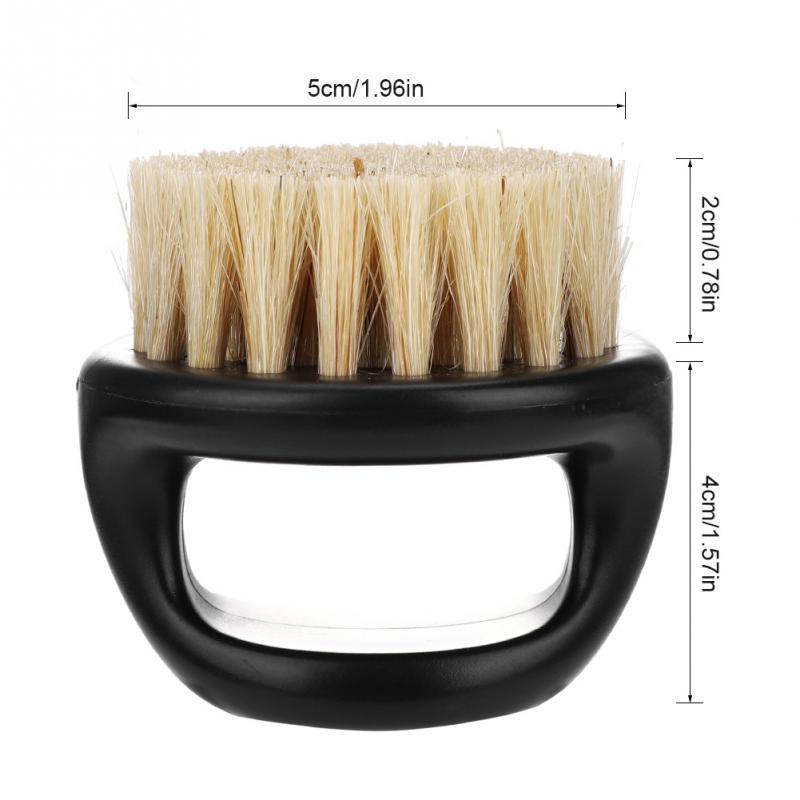 Soft Wild Fur Boar Men Shaving Brush Barber Facial Cleaning