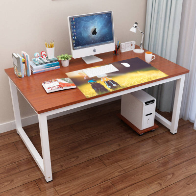 New Fresh Style Professional Office Laptop Desk Mouse Pad Soft Rubber Non-slip Table Mats for Gifts Fresh Tile Gaming or Office Mice Play Mats