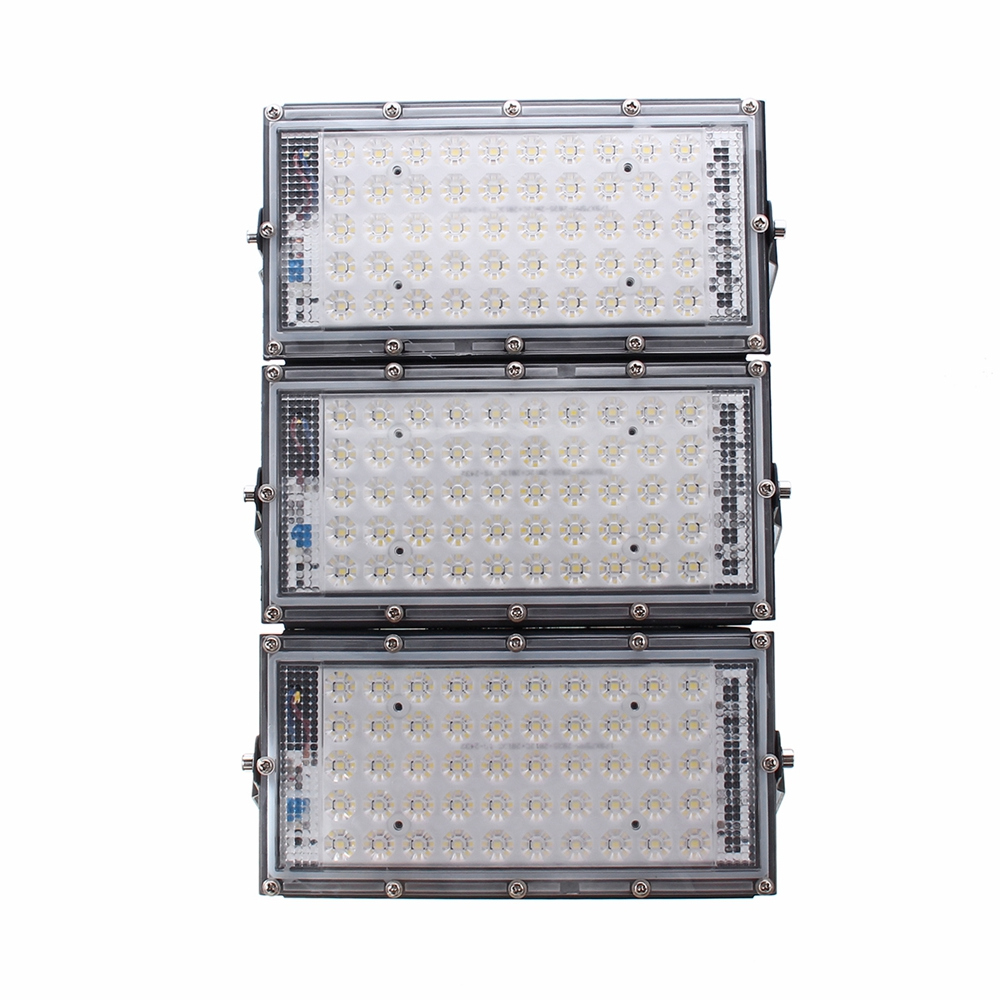 150W 120 LED Flood Light Outdoor Garden Waterproof Landscape Security Lamp AC220V