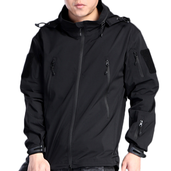 Outdoor Military Tactical Waterproof Windproof Jacket