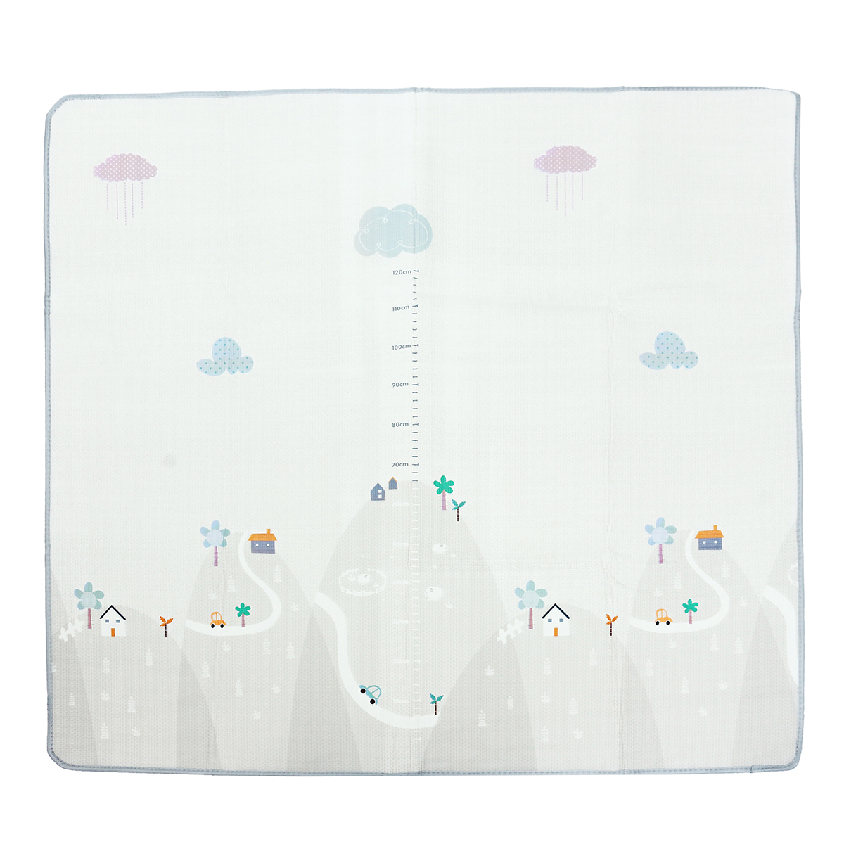 Baby Play Mat Toddler Playroom Activity Rug Nursery Dual Sided Carpet Blanket